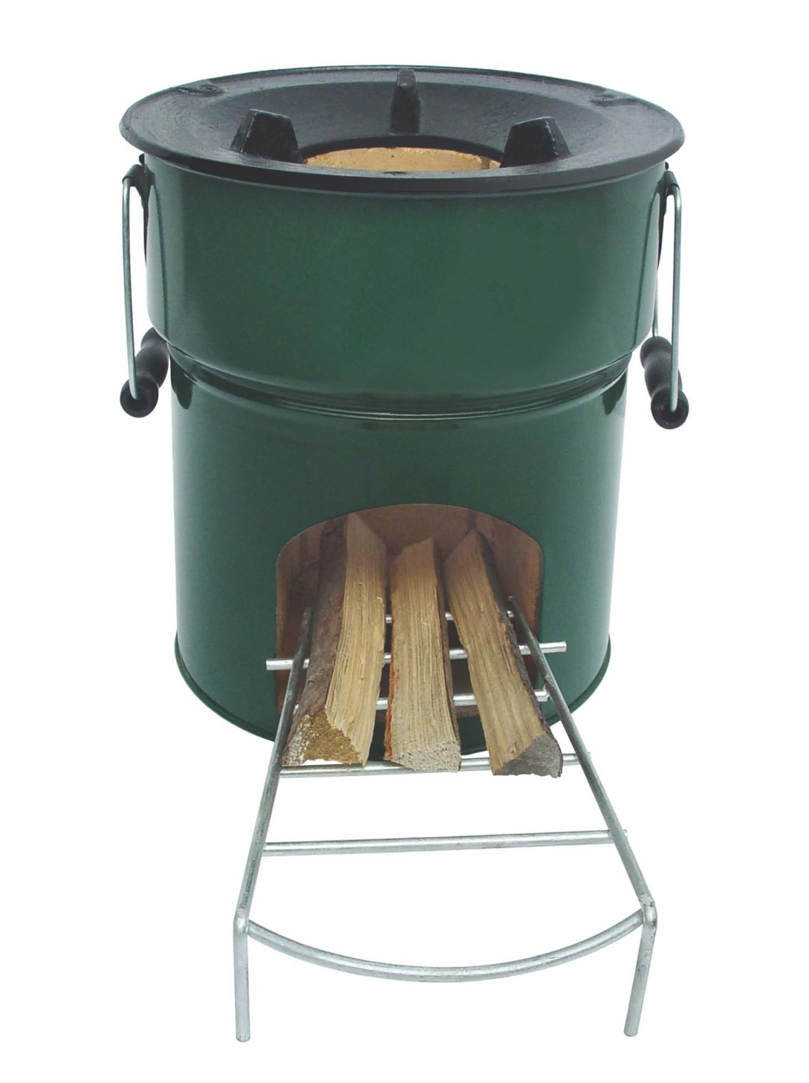 greenfire rocket stove for camping west county
