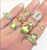 The August Birthstone: Peridot | Westdale Jewellers