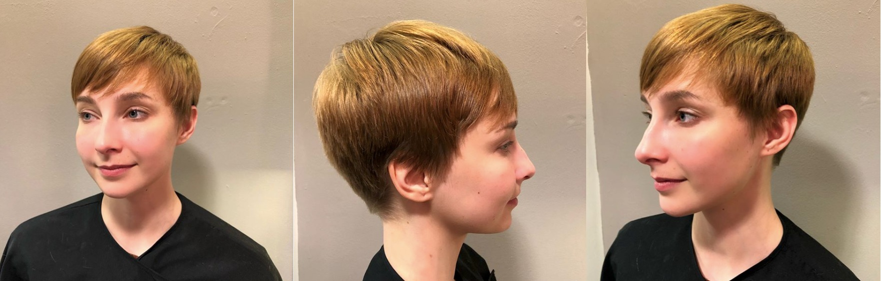 Salon Hairstyles For Short Hair Is Short Hair For Me Glasgow S Westend Hair Salon Explores