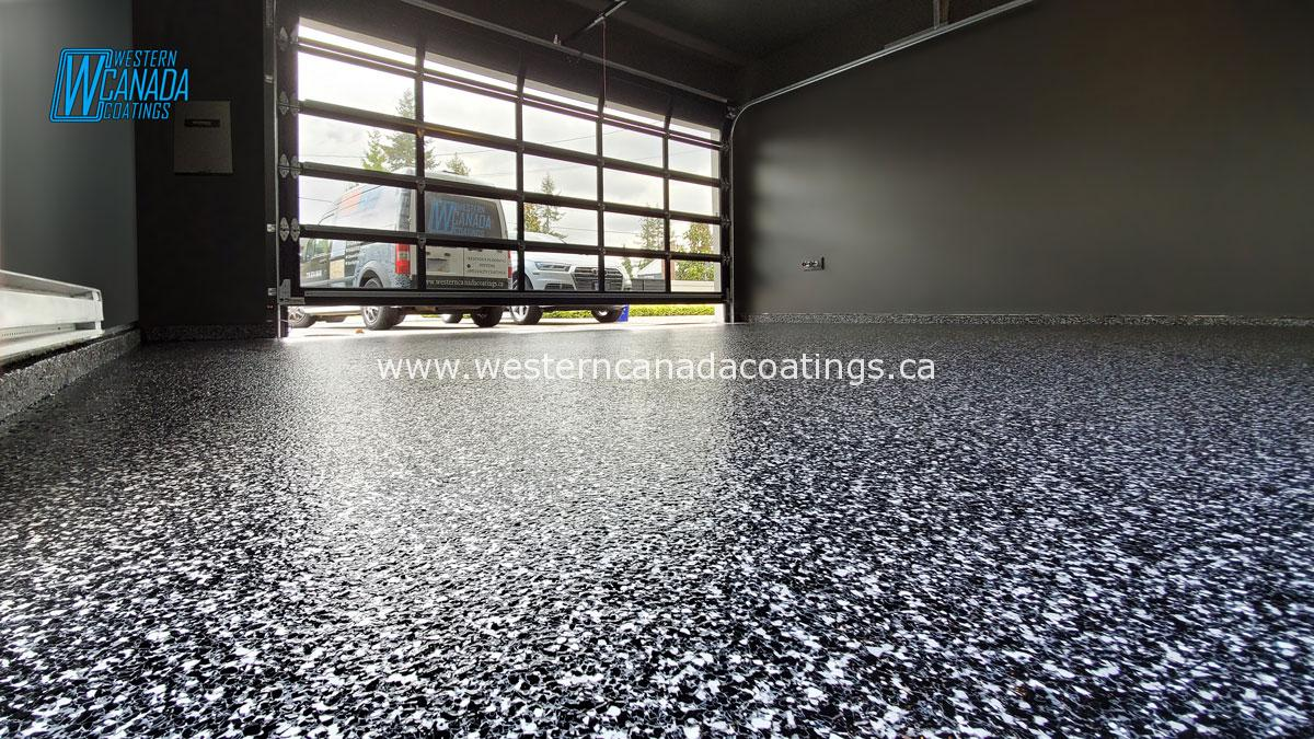 Epoxy Flooring For Garage Floors In Vancouver Surrey Burnaby