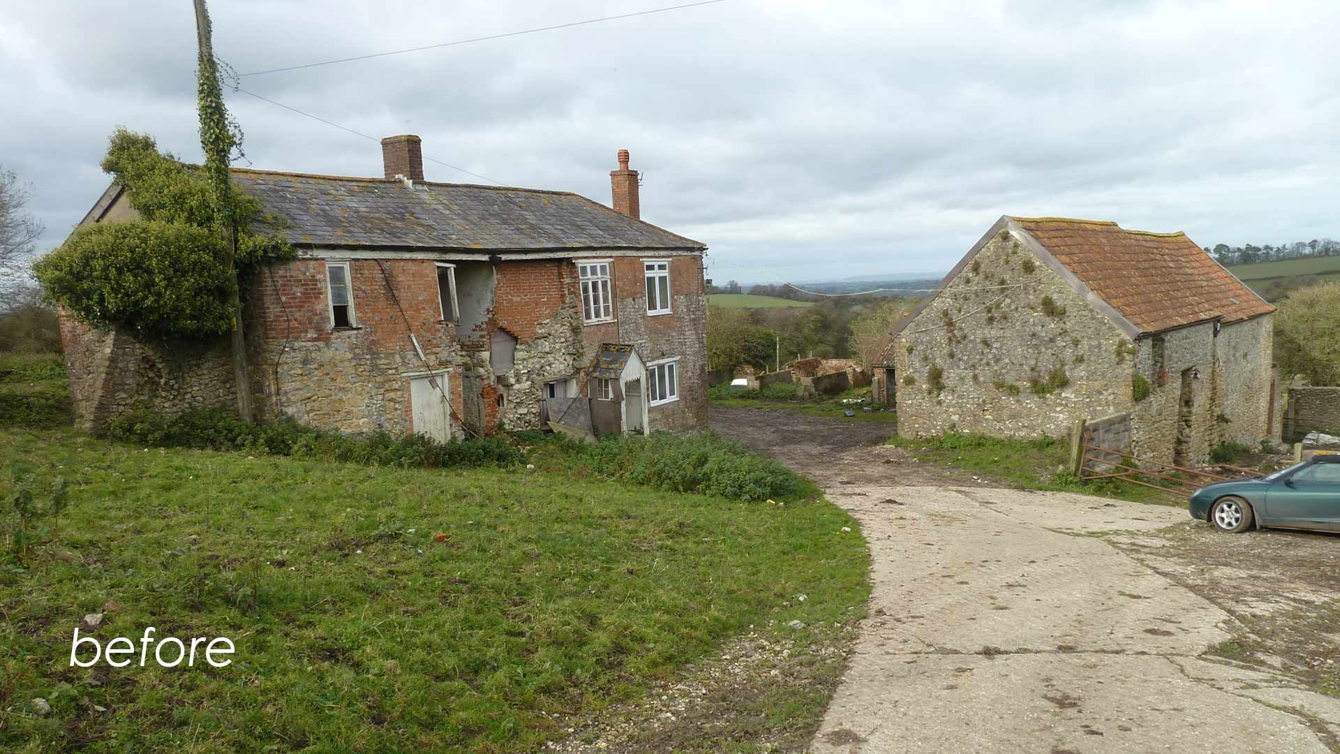Farmhouse For Sale Dorset West Dorset Farmhouse Western Design Architects