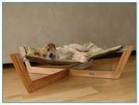 Dog Bed Hammock Style