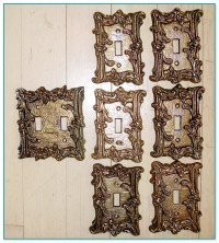 Electrical Plate Covers Decorative