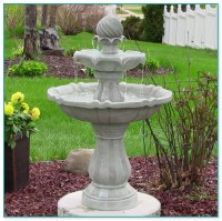 Inexpensive Outdoor Water Fountains