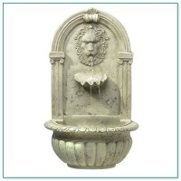 Wall Mounted Fountain Heads