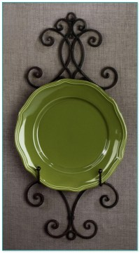 Stand For Decorative Plate