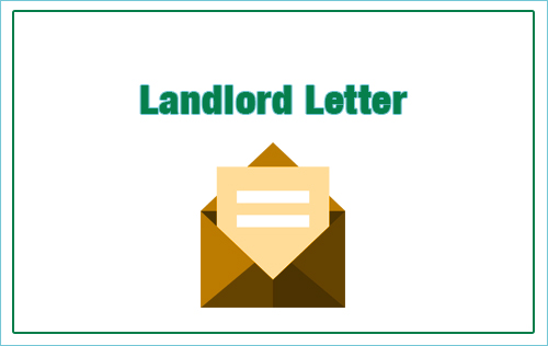 Washington Landlord letter Western Gold Insurance
