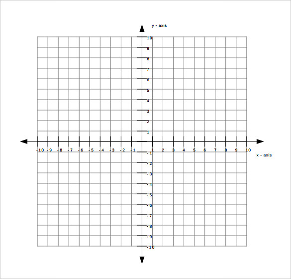 Graph Paper Template Business Mentor - graphing paper printable