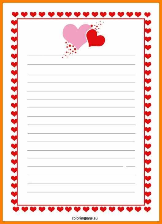 Love Letter Template Business Mentor