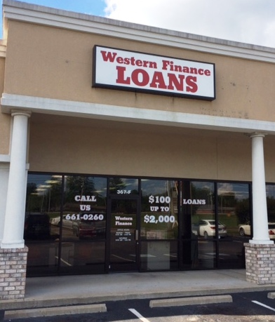 Personal Loan Company in Jackson, Tennessee | Cash Advance & Starter Loan Services