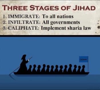 ban islam or islam will ban us