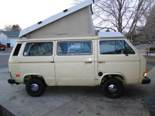 Medium Of Colorado Camper Van