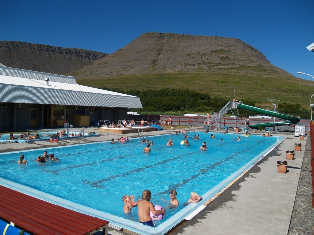 Pool Swimming Pools Visit Westfjords Iceland