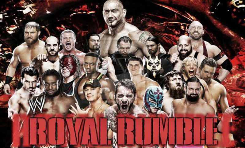 WWE Royal Rumble in Orlando + 3 nights at Westgate Town Center