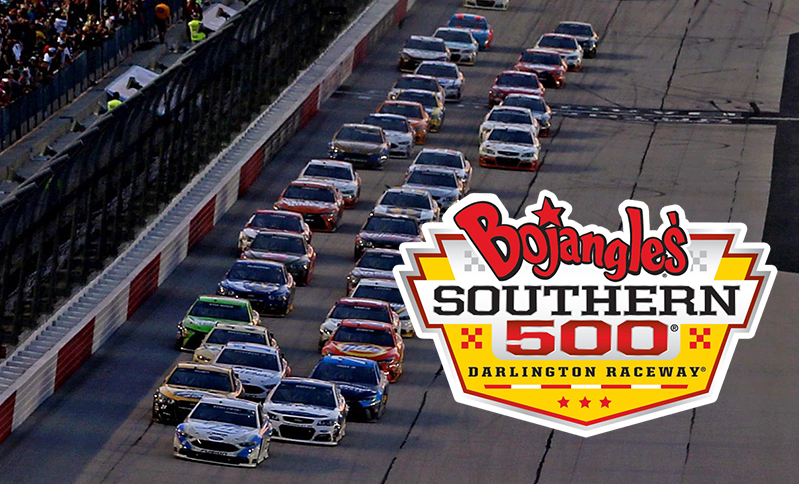 Experience the excitement of NASCAR racing at its best -the