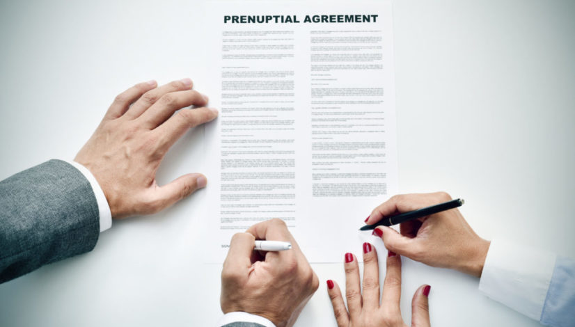 Prenuptial Agreement Set Aside - Frederic Foster Law