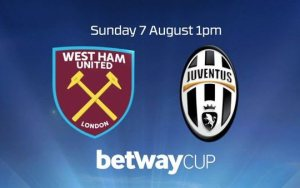 First game at the Olympic Stadium will have Juve as opponents in Betway Cup