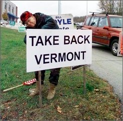 Take Back Vermont