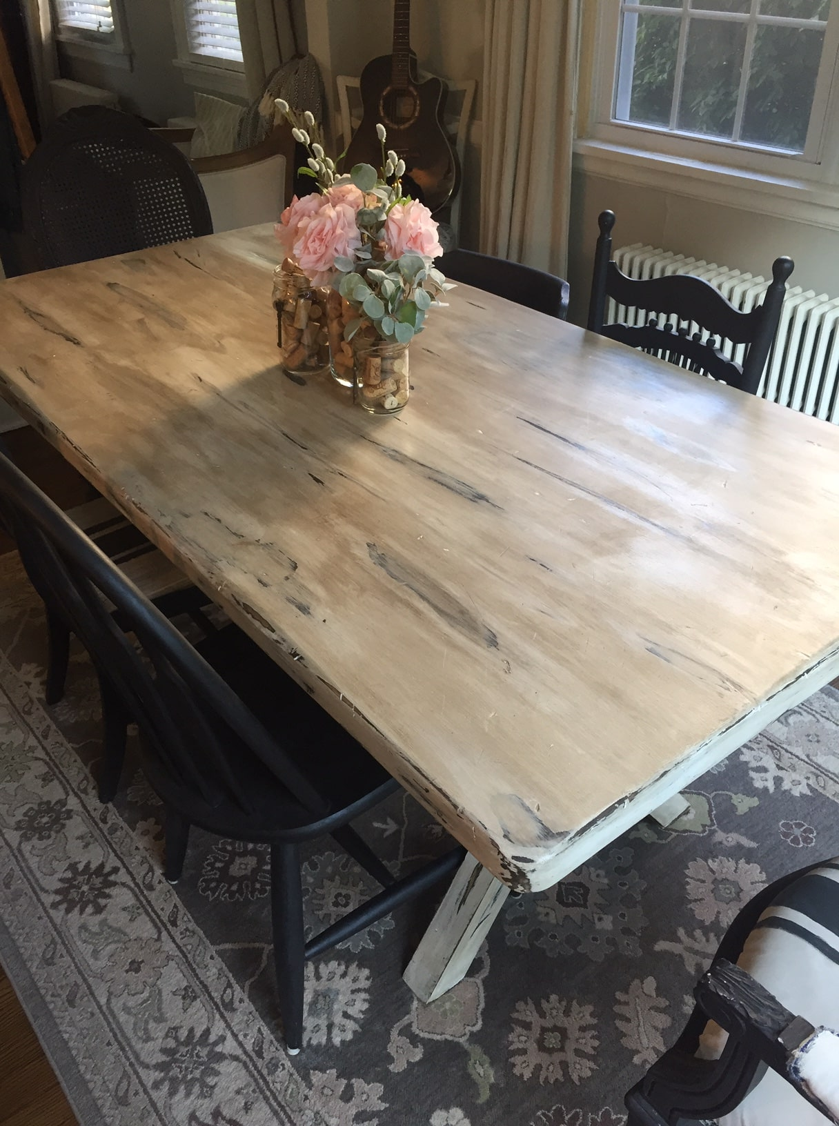 Chalk Paint Dining Room Table Is It A Good Idea West Magnolia Charm