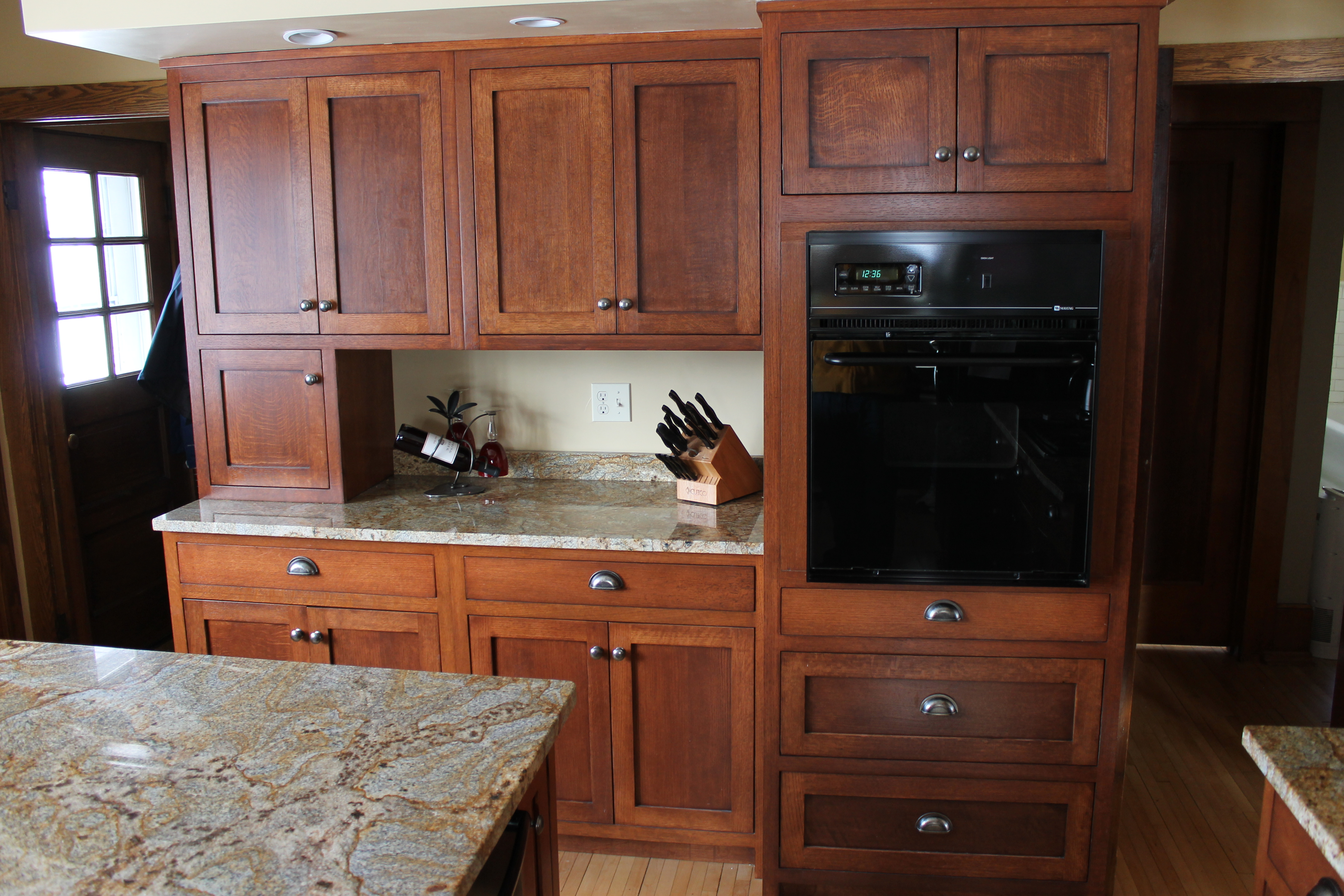 cabinets oak kitchen cabinets
