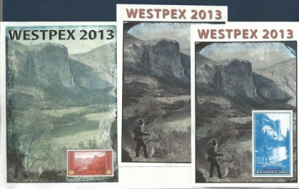 Westpex Stampshow covers