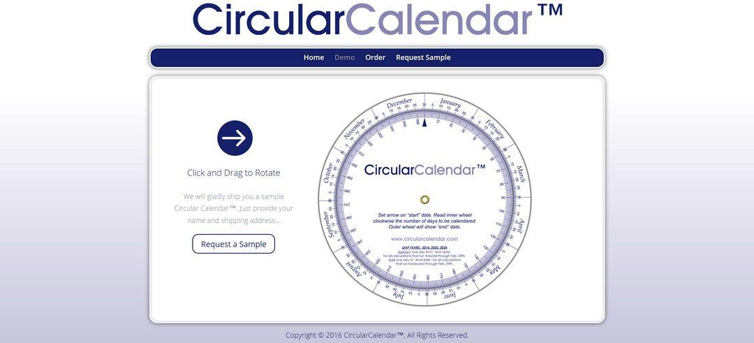 Circular Calendar - West Press - circular calendar