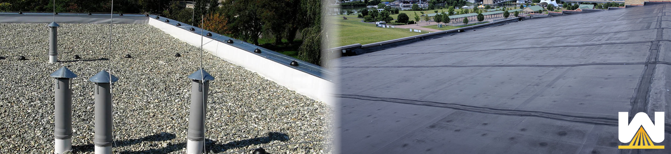 Roofing Tar Single Ply Membrane Vs Built Up Roofing Which Is Best For