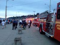 West Seattle Blog   Update: Bonfire explosion at Alki ...