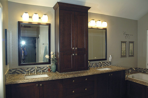 Jack Jill Bathrooms Westside Remodeling