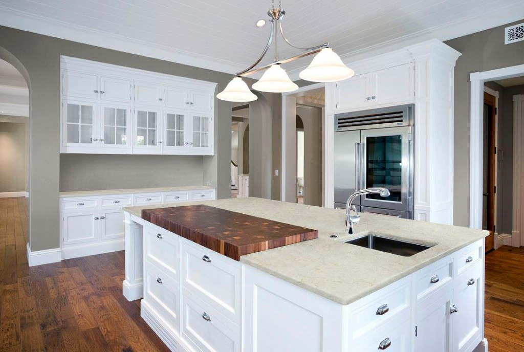 Marble Vs Granite Quartz Countertops - Kitchen Countertops - Westside Tile