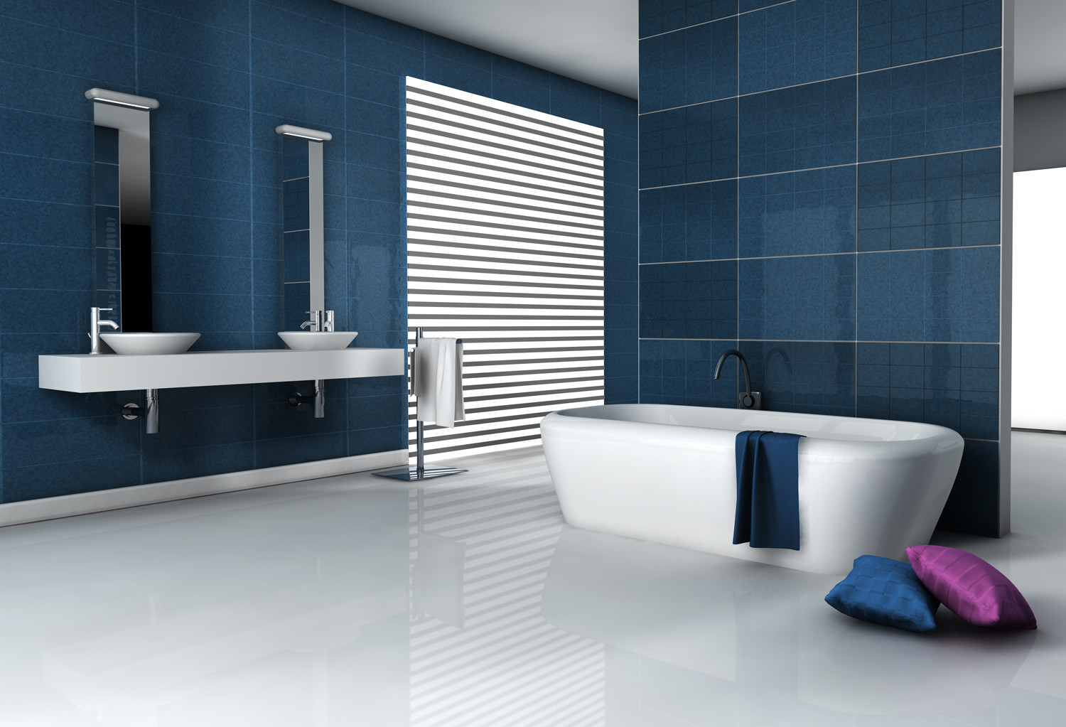 Top 10 Inspiring Bathroom Tile Trends For 2020 Westside Tile Stone