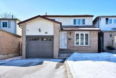 Property in Prime Markville Area - 26 Karma Rd Markham Ontario L3R4Y2