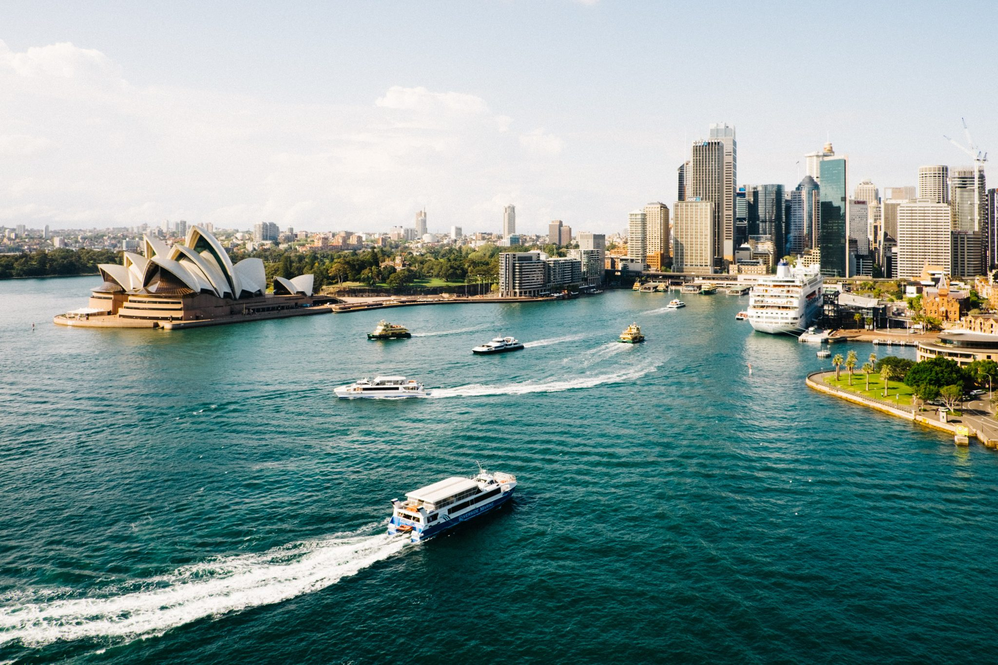 Regional Australia Regional Australia To Benefit From Increased Work And Holiday Visa