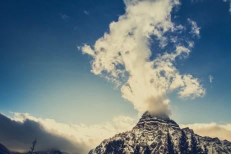 Mountain Peaks of the Rockies, rockies, rocky mountains, canada, banff, jasper