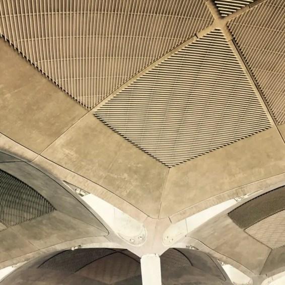 Flughafenkuppel, Amman, Jordanien