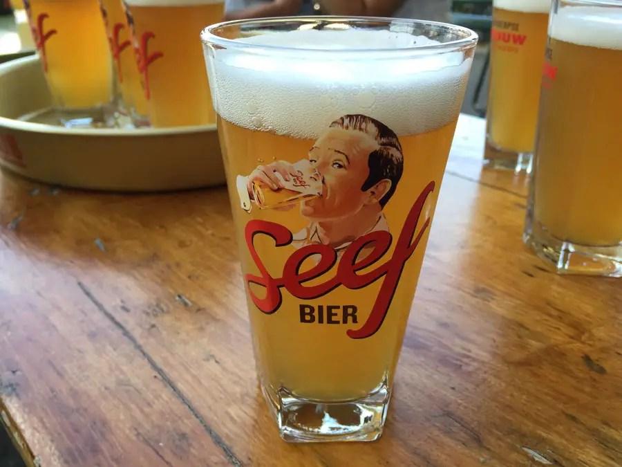 belgisches bier seef bier