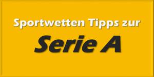 Fußball Tipps zur italienischen Serie A