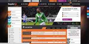 Online Wetten bei Tonybet auf Fußball, Basketball, Tennis und mehr hier