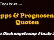Dschungelcamp Finale 2017 Wetten