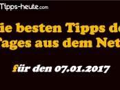 Sportwetten Tipps 07.01.2017