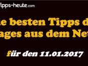 Sportwetten Tipps 11.01.2017