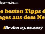 Wetttipps 03.02.2017