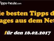 Sportwetten Tipps 16.02.2017