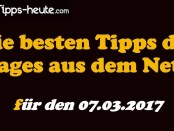 Sportwetten Tipps 07.03.2017