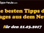 Sportwetten Tipps 21.03.2017