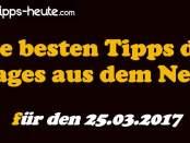 Sportwetten Tipps 25.03.2017