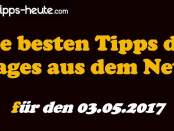 Sportwetten Tipps 03.05.2017