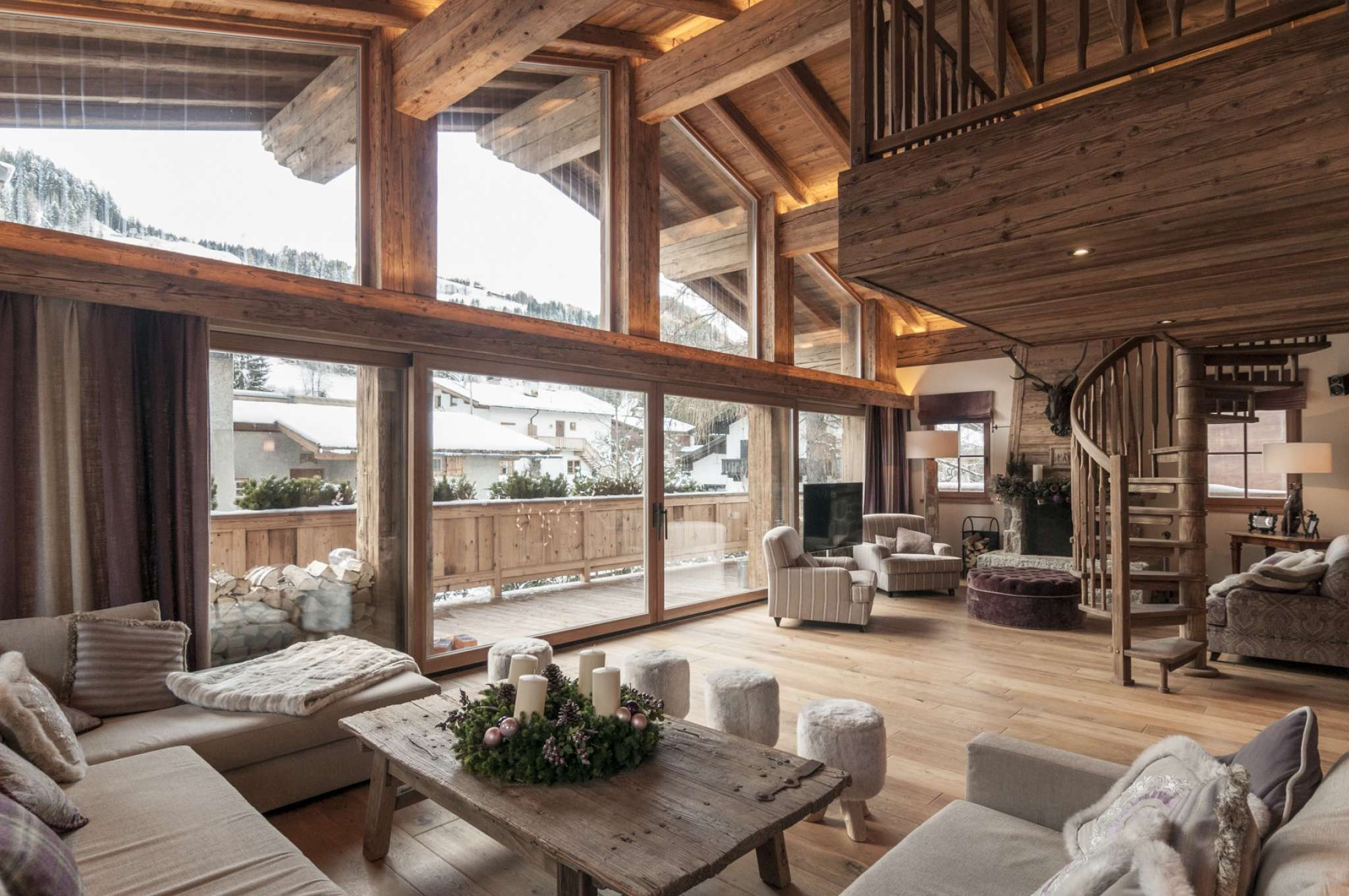Badezimmer Renovieren Tirol Wooden Villa Luxury Property For Rent For 14 People In