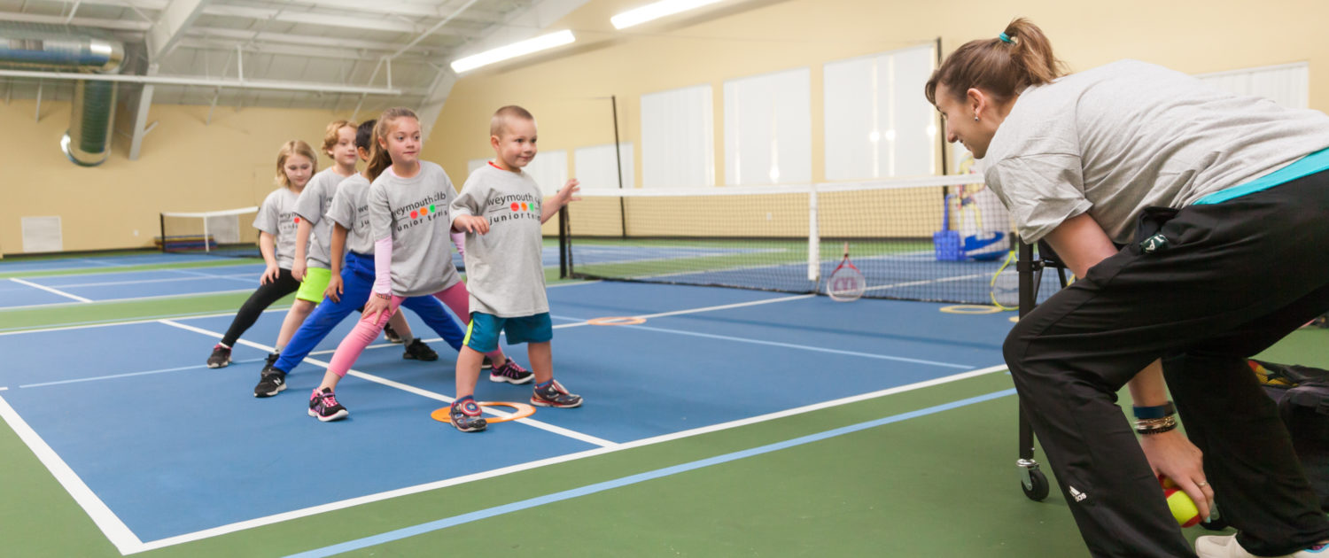 Tennis For Toddlers Junior Tennis Programs From Toddler To Teen Weymouth Ma