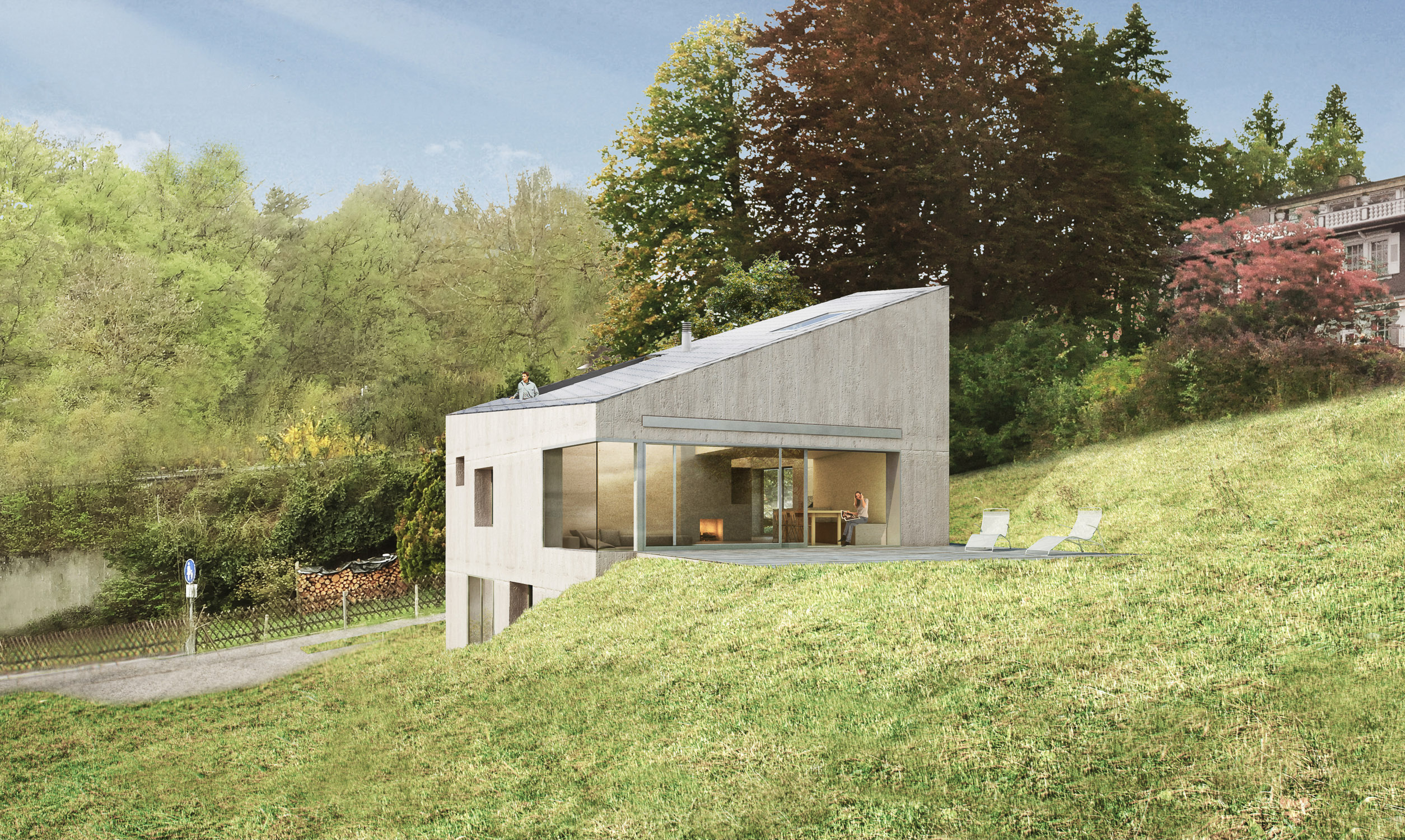 Architektur Rendering Welches Programm Projekte Wezel Architektur